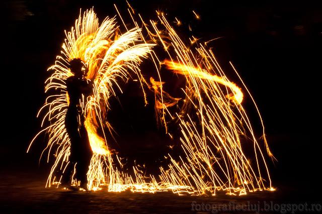 Jocul cu focul - Fotografierea la spectacole pirotehnice _DSC0279