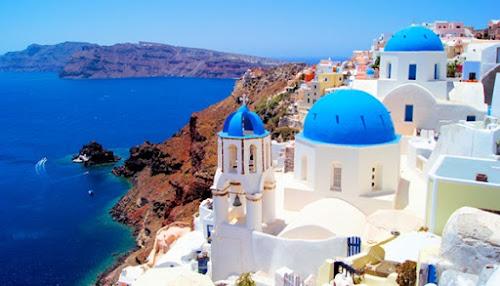 Viajando pelo mundo: Grécia