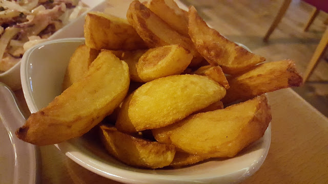 Chunky chips, bake n grape, chelmsford