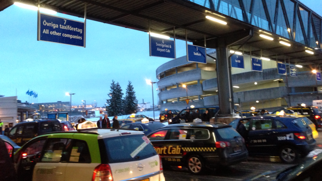 The stockholm tourist getting from arlanda airport to for Hotel near arlanda airport stockholm