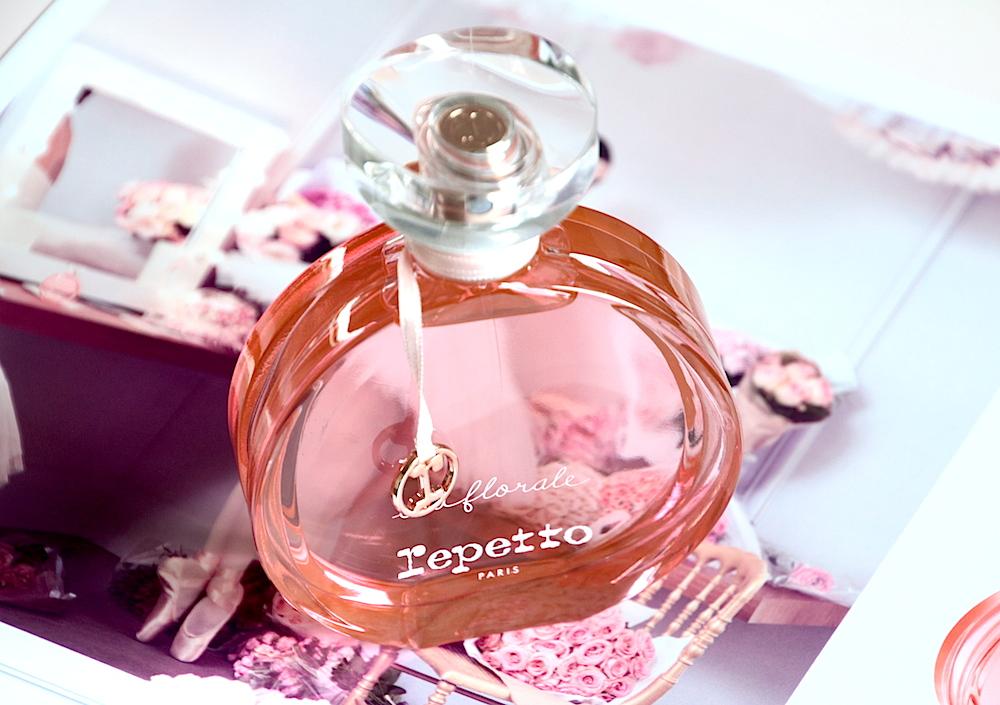 repetto eau florale parfum femme avis test
