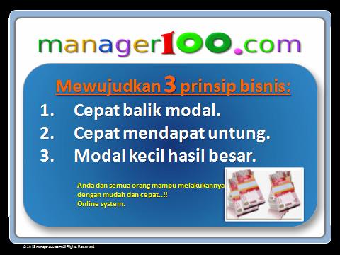 3 prinsip bisnis