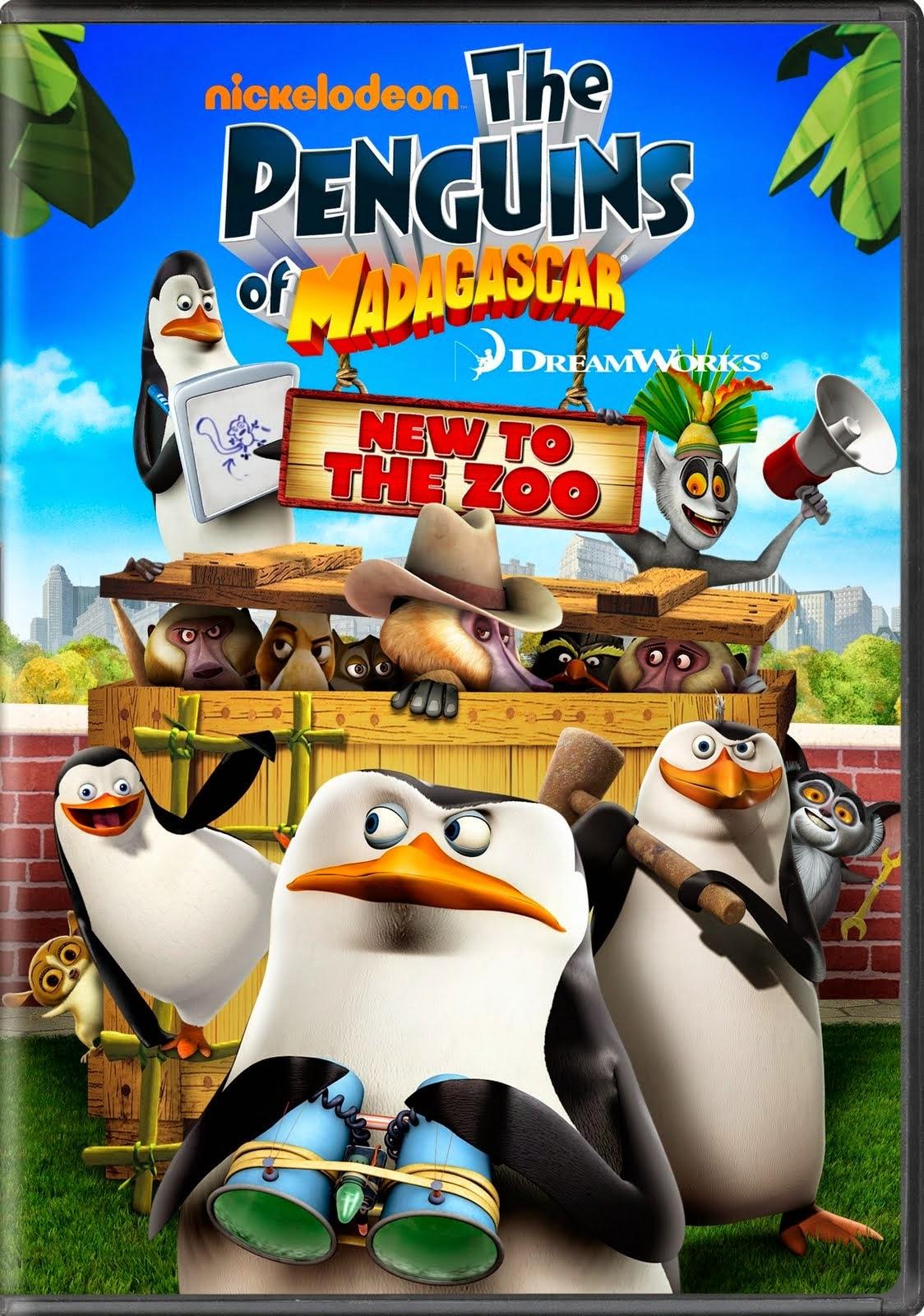 The Penguins of Madagascar (2014) Προσεχώς ταινιες online seires xrysoi greek subs