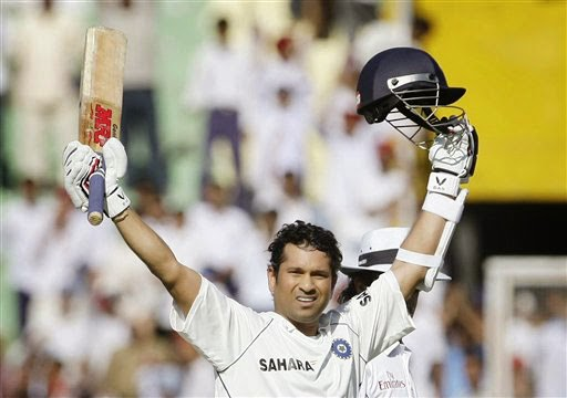 Sachin Crosses 15,000 ODI Runs