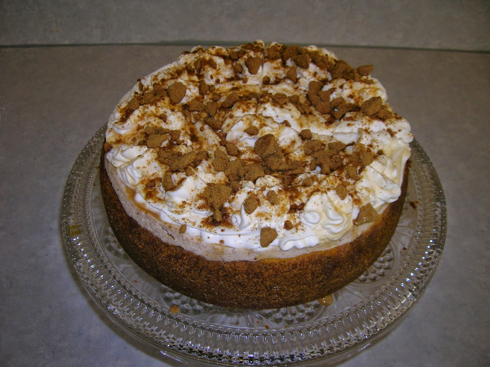 Savings For Sisters Recipe Pumpkin Cheesecake