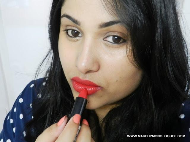 Rimmel Kate Moss Lasting Finish Lipstick 22 FOTD