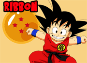 Goku Fights The Red Ribbon