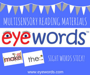 Eyewords