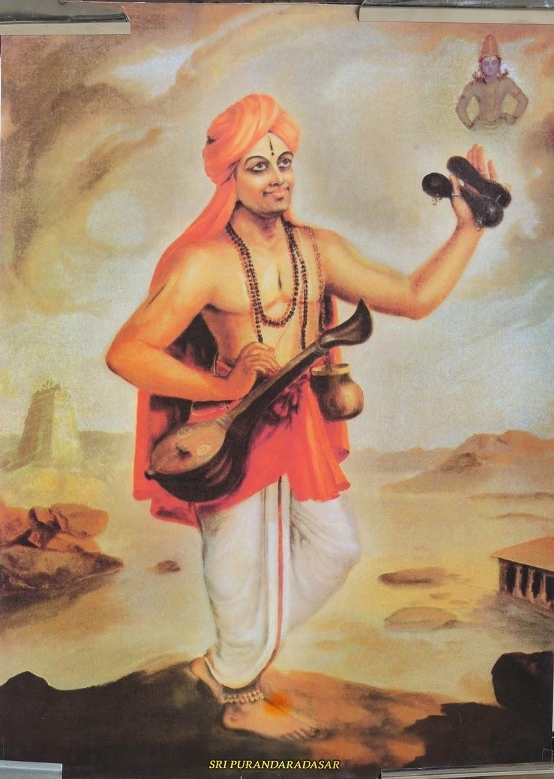 Lord Vishnu decided to  Kanakadasa Quotes