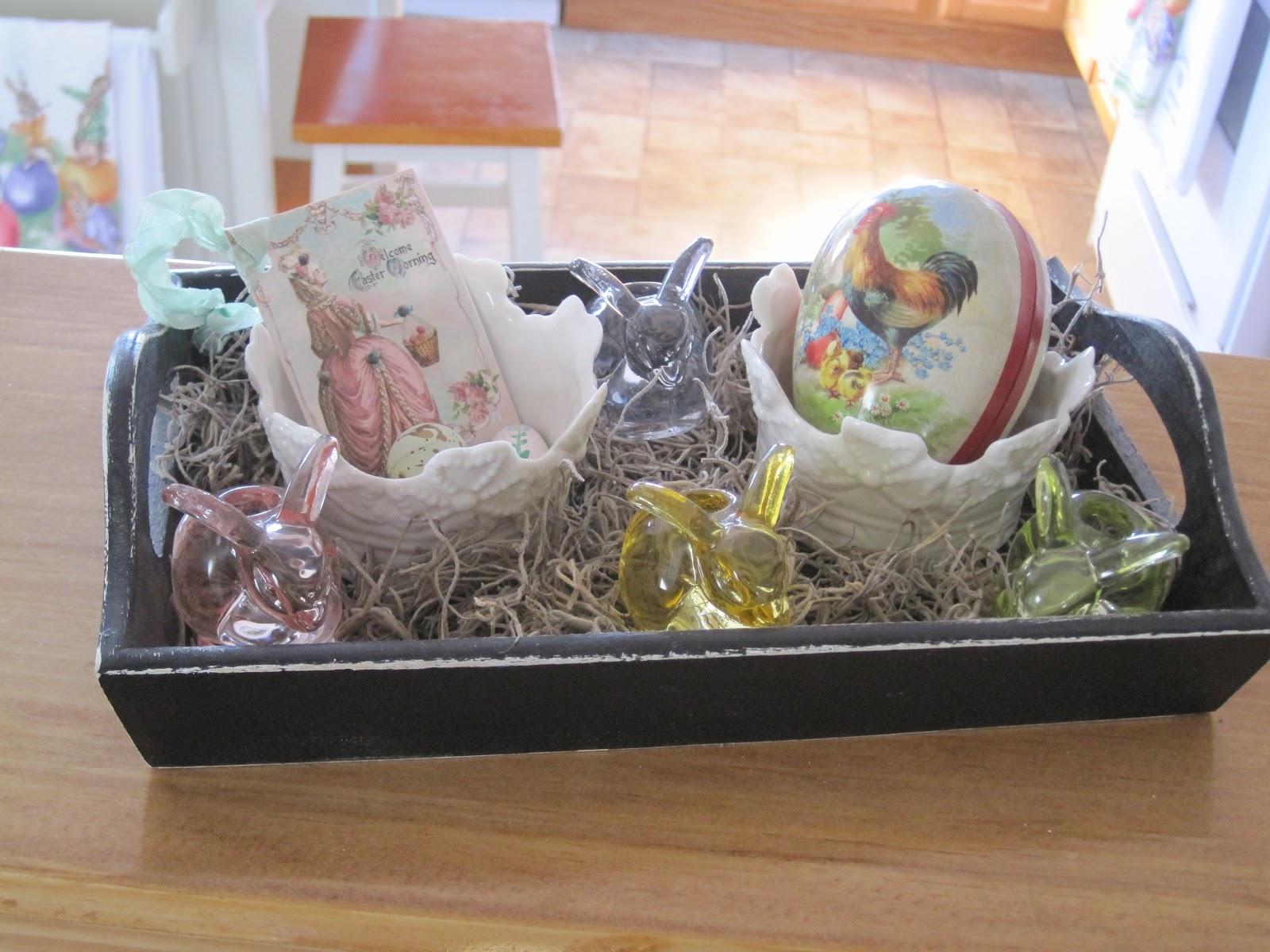 A Few Easter Touches Okio B Designs