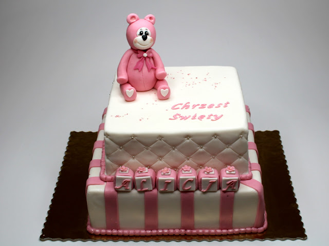 Christening Cake with Delivery in London