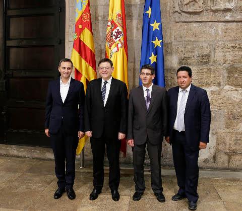 Puig anuncia la creación de una Agencia Tributaria Valenciana para mejorar la eficiencia en la recaudación de los impuestos y mejorar en la lucha contra el fraude