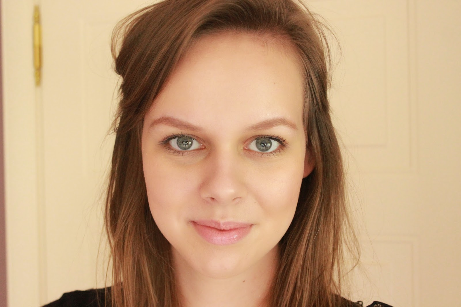 5 minuten make-up look, snelle make-up look