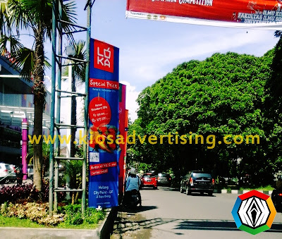 Lokasi Strategis Pemasangan Baliho Kota Malang
