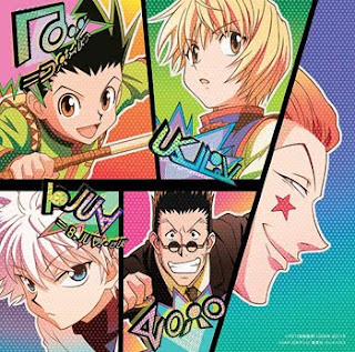Hunter x Hunter 2011 Original Soundtrack