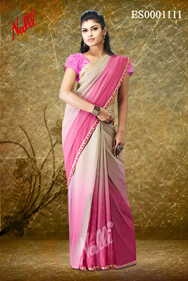 Nalli Silks Sari Designs