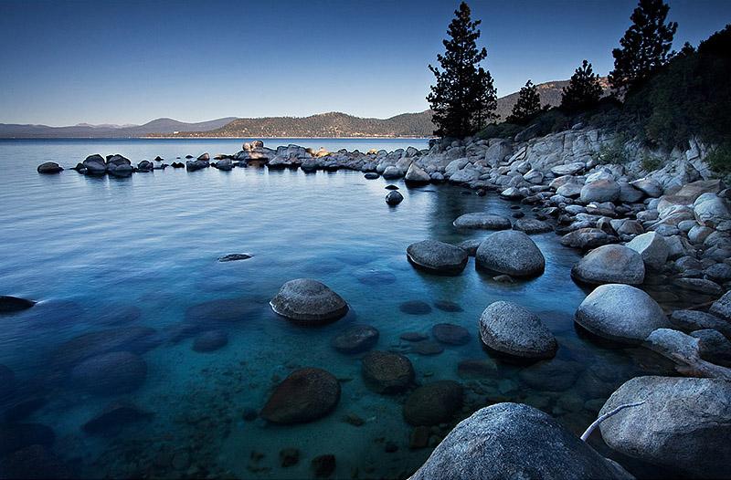Worlds Incredible: Lake Tahoe, California and Nevada, USA