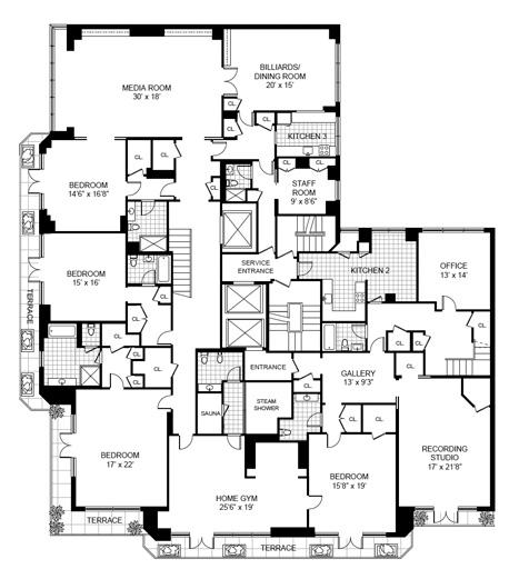 The Real Estalker Geffen Gets Rich Penthouse