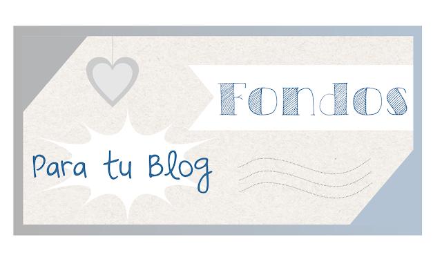 Fondos Personalizados para tu Blog