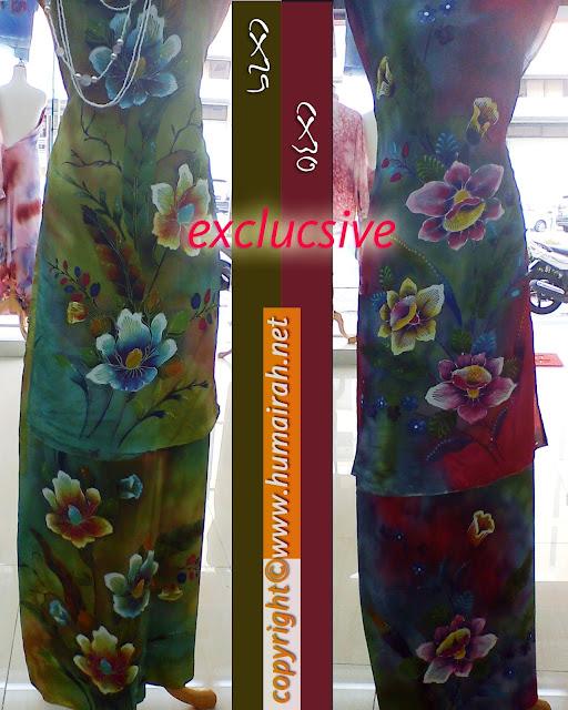 Batik Sutera Crepe Exclusive