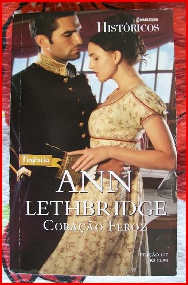 Coração Feroz - Ann Lethbridge