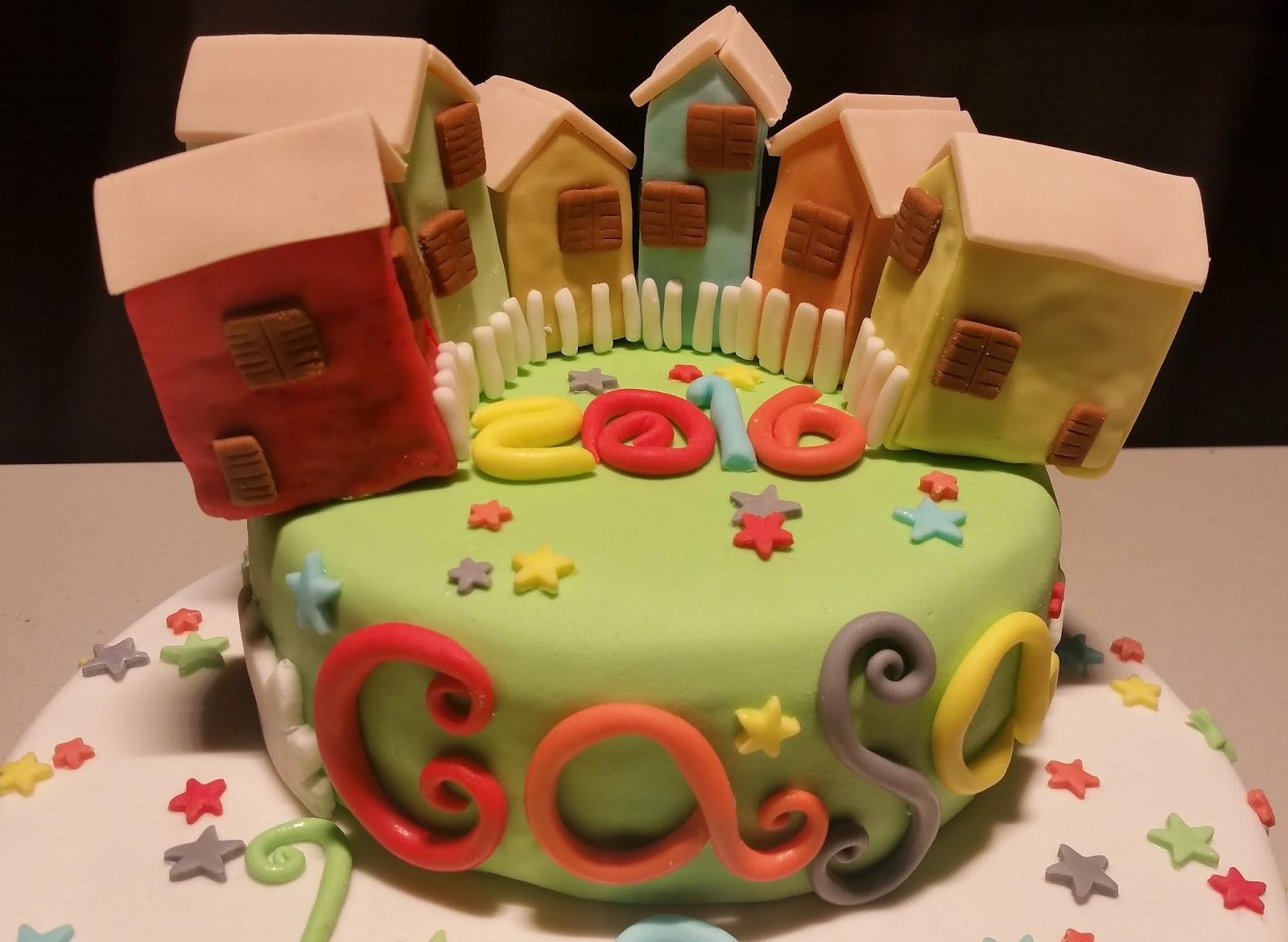 Le torte mitiche inaugurazione di casa nuova - Regalo casa nuova ...