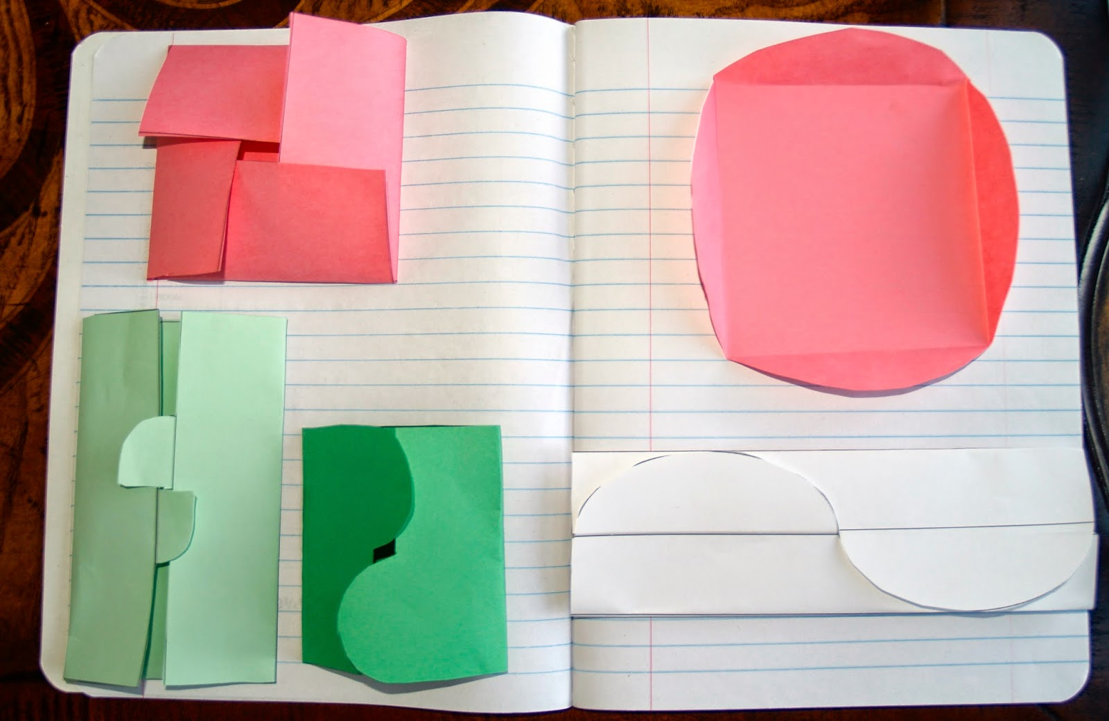 Free+Foldables+For+Teachers ... are some sample uses for interlocking ...