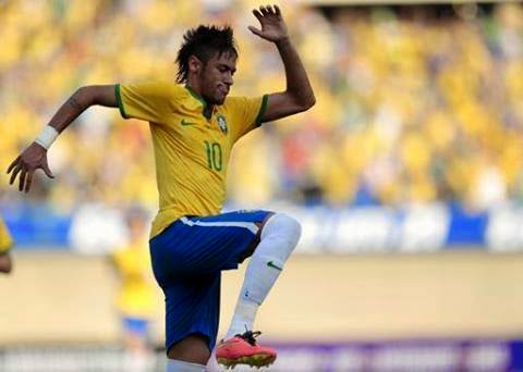Jejak Post | Neymar Brazil