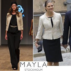 Style of Crown Princess Victoria