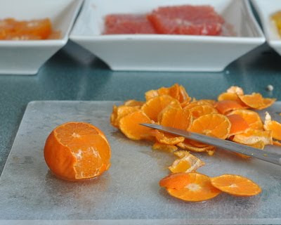 How to Cut Orange Slices