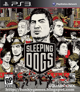 Sleeping Dogs PS3 Games