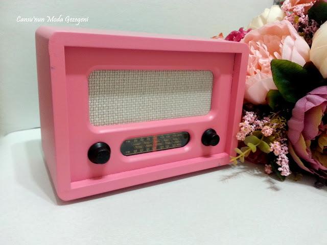 pembe nostaljik radyo