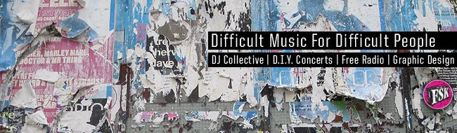 Difficult Music For Difficult People