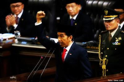Janji Kedaulatan Pangan - Jokowi