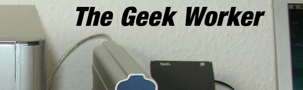 The Geekworker