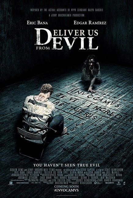 """Deliver Us From Evil (2014)"" movie review by Nazmysti Nm"