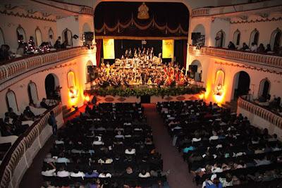 Teatro Manuel Bonilla.Honduras,Tegucigalpa