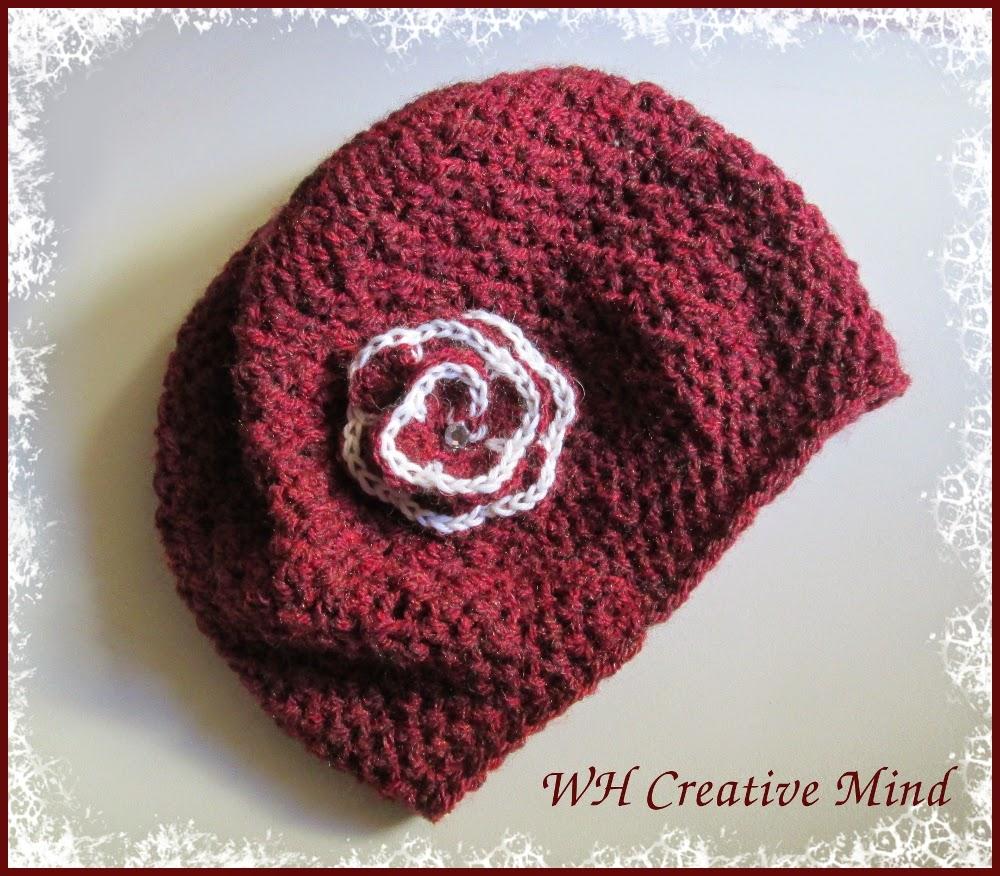 What happens in a creative mind  Schema per realizzare un cappello ... 2fa891a501d0