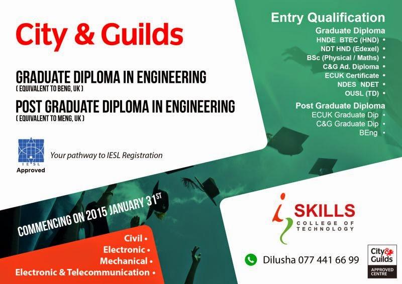city guilds graduate post graduate diploma in engineering  city guilds graduate post graduate diploma in engineering