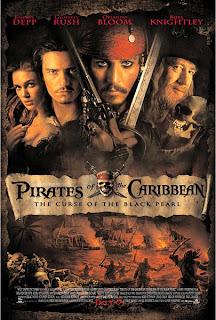 Piratas del Caribe 1: La Maldicion de La Perla Negra (2003) Online