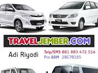 Jadwal Travel Adi Jember - Surabaya PP