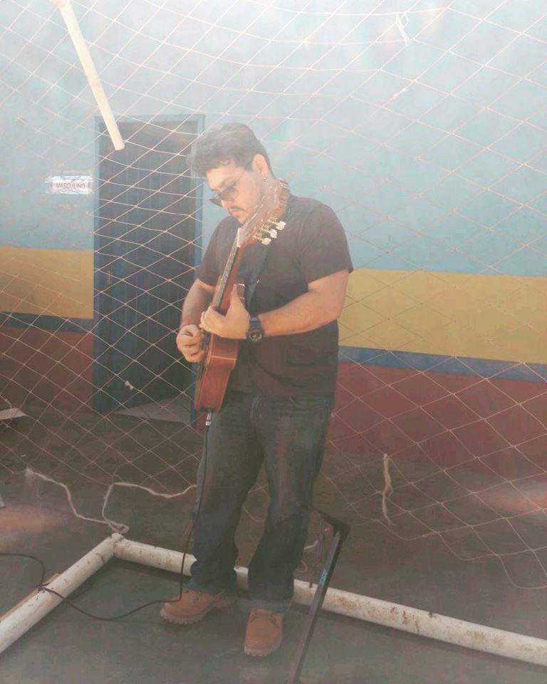 1º sarau cultural da escola Francisco Espinheiro