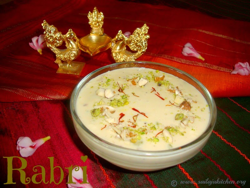 images for Easy Rabdi Recipe / Easy Rabri Recipe / Quick Rabri Using Ricotta and Condensed Milk