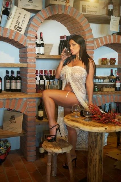 amitdlover marika fruscio   italian tv host