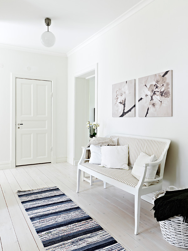 Entryway Seating Plan | Home Trends Ideas