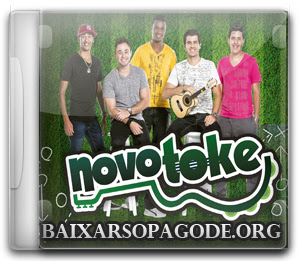 CD Grupo Novo Toke - Ta Tudo no Esquema (2013)