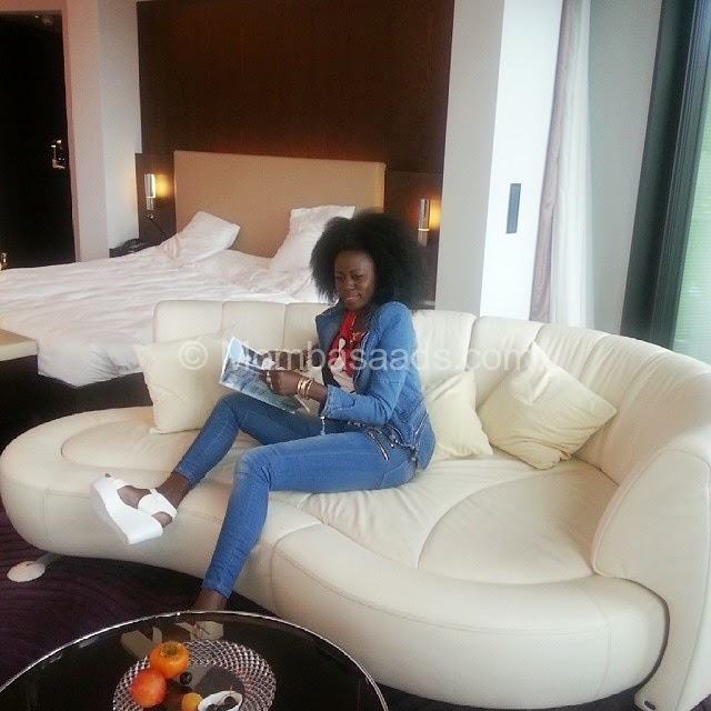 MEET ONE OF THE RICHEST WOMEN IN KENYA, ESTHER AKOTHEE THAT WILL MAKE ...