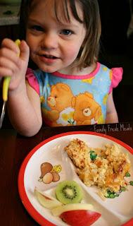 Crockpot Breakfast Casserole - FamilyFreshMeals.com