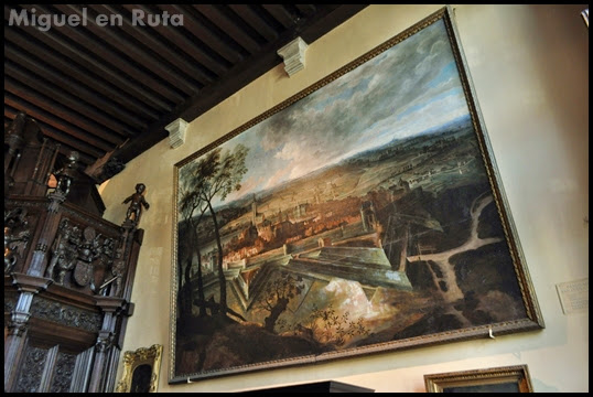 Oudenaarde-Cámara-Municipal