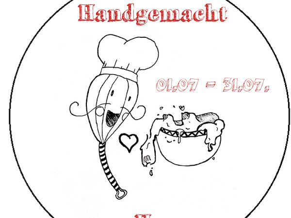 {Blogevent} Handgemacht von Herzen - 01.07. - 31.07.2014
